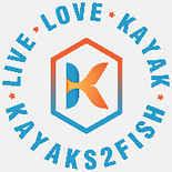 Kayaks2Fish Brisbane Kayaks Logo