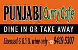 Punjabi Curry Cafe Logo