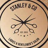 Stanley & Co Hair Salon Logo