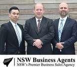 NSW Business Agents Logo
