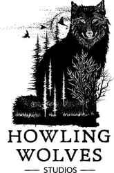 Howling Wolves Studios Logo