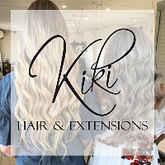 Kiki Hair & Extensions Brisbane Logo