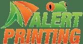 Alert Printing Logo