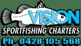 Vision Sport Fishing Logo