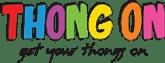 Thong On Sandals Brisbane Logo