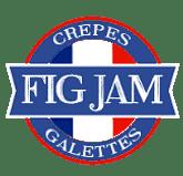 Fig Jam Creperie Logo
