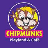 Chipmunks Playland & Cafe Pakenham Logo