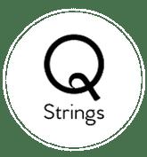 Q Strings Logo