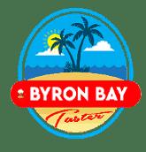 Byron Bay Taster  Logo