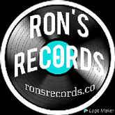 Ron's Records Logo