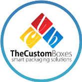 The Custom Boxes Logo