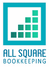 All Square Bookkeeping Logo
