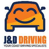 J&D Driving Logo