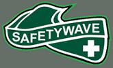 SafetyWave First Aid Logo