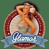 Glamor Entertainment Strippers Logo