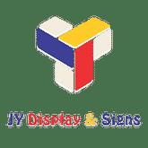 JY Display & Signs P/L Logo