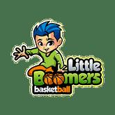 Little Boomers Basketball Logo