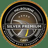 Melbourne Silver Premium Cabs Logo