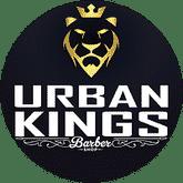 Urban Kings Barbershop Logo