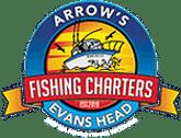 Arrows Fishing Charter Logo