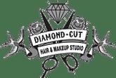 Diamond Cut - Hair and Makeup Studio Logo