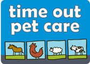 Time Out Pet Care Pet Care