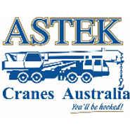Astek Cranes Australia Construction Services