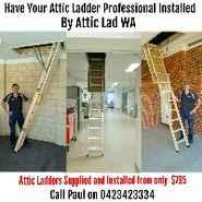 Attic Lad WA Building Construction
