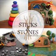 Sticks & Stones Education Toys & Computer Games Retailers