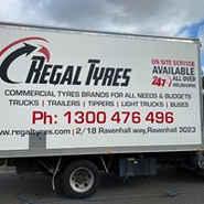 Regal Tyres Tyres