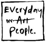 Linocut Art Prints - Everyday Art People Arts & Crafts Retailers