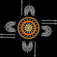 Mujeekah's Inspirational Indigenous Art Arts & Crafts Retailers