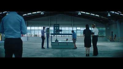 IDM's Cornell Type Tester in Sealy Australia TV commercial