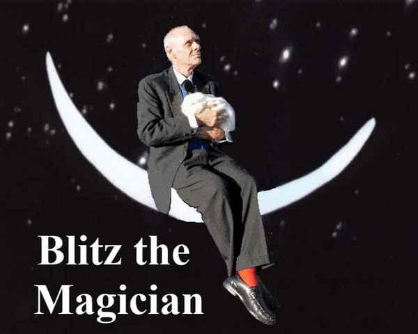 Blitz the Magician - Magicians In Perth 6061