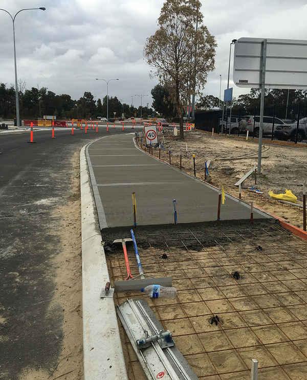 Brosna Construction - Concrete & Cement In Landsdale 6065