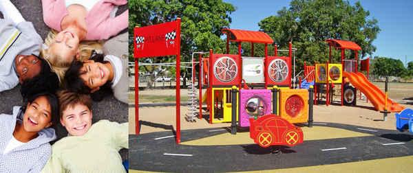 Austek Play Pty Ltd - Playgrounds In Capalaba 4157