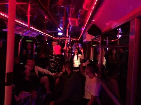 Jono's Party Bus - Buses & Coaches In Edensor Park 2176