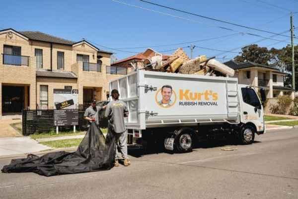 Kurt's Rubbish Removal - Rubbish & Waste Removal In Sydney 2000