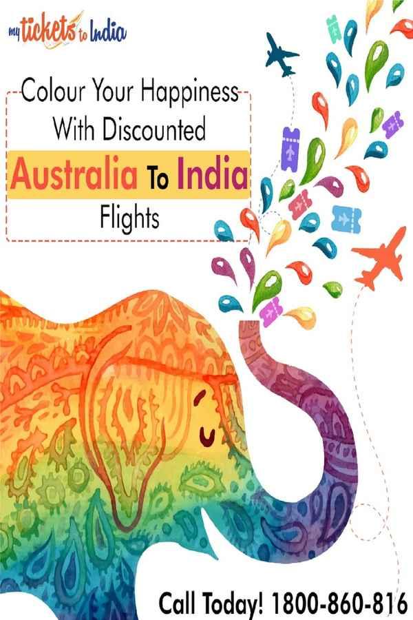 My Tickets To India Australia - Travel & Tourism In Wyndham Vale 3024