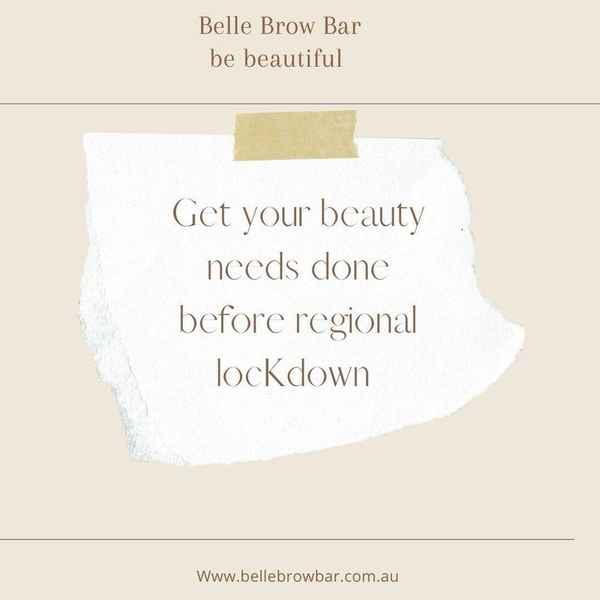 Belle Brow Bar - Beauty Salons In Wallan 3756