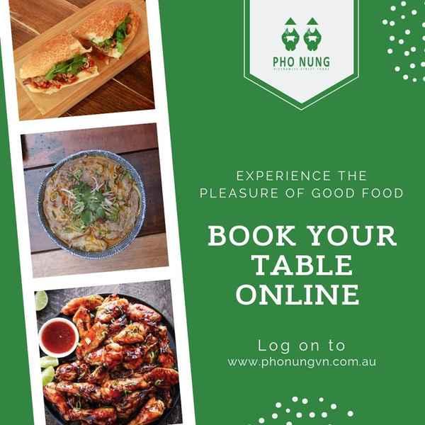 Pho Nung Vietnamese Restaurant - Restaurants In Melbourne 3000