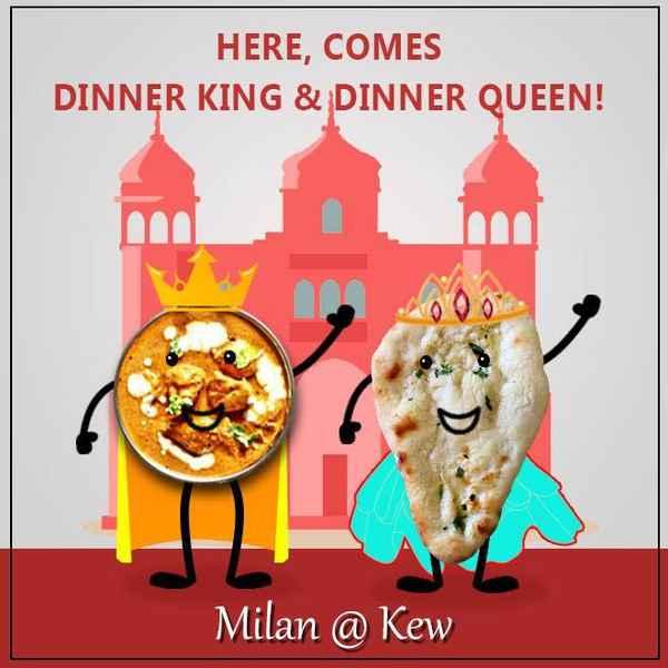 Milan at Kew - Restaurants In Kew 3101