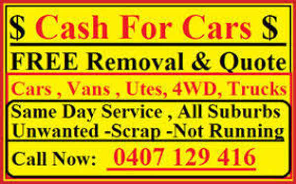 Car removal and cash for cars QLD - Automotive In Sunshine Coast