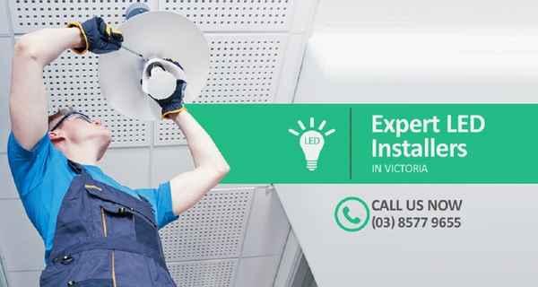 Ecofin Solutions ForU - Lighting In Derrimut 3030