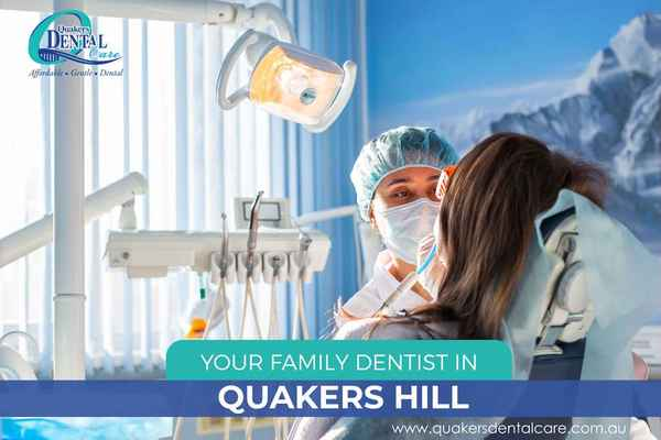 Quakers Dental Care - Dentists In Quakers Hill 2763