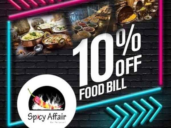 Spicy Affair Indian Restaurant & Bar - Restaurants In South Melbourne 3205