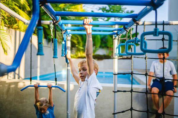 Growplay Monkey Bars - Playgrounds In Balcatta 6021