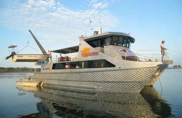 Vision Sport Fishing - Fishing In Darwin City 0800
