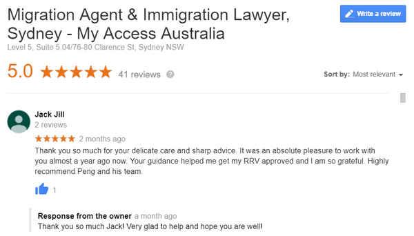My Access Australia - Migration Agents, Sydney - Lawyers In Sydney 2000