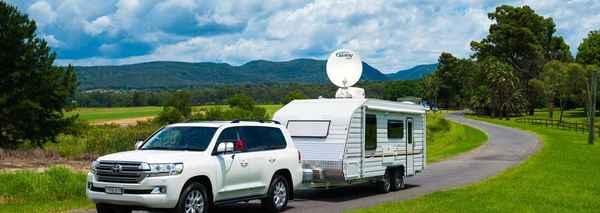 Satking Orbit - Caravan Dealers In Cheltenham 3192